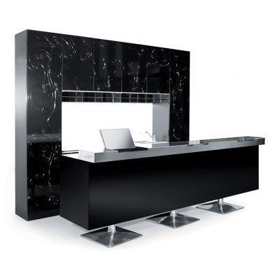 salon laboratoire coiffure design color bar desk 01 400x400 - Color Back Bar