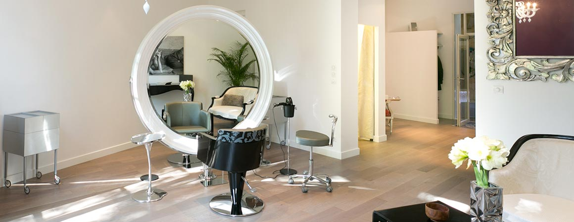 gamma bross salon coiffure salon upper style une - Agencement du salon de coiffure : Salon Upper Style